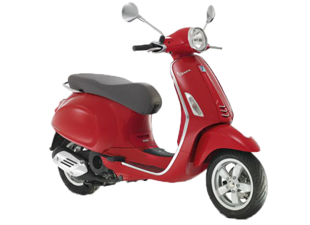 Rent a scooter in key west